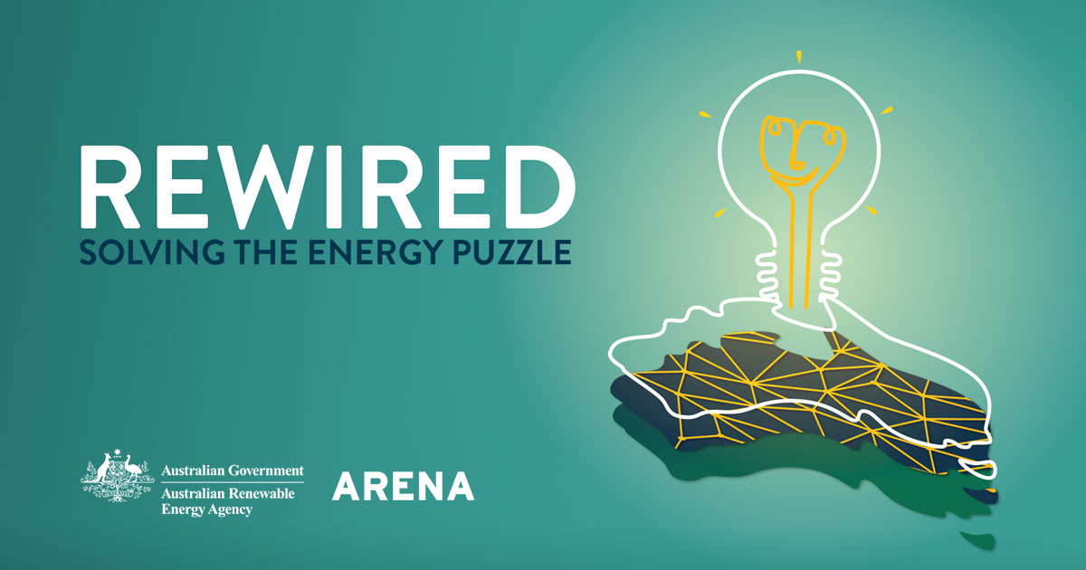 Image - Rewired Solving Australia's Energy Puzzle podcast