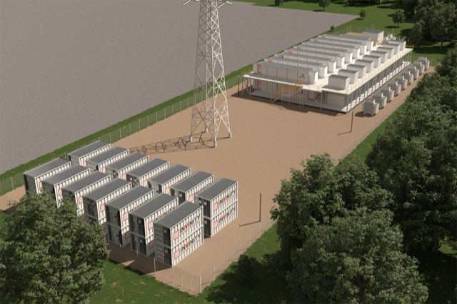 Yadlamalka Flow Battery Storage and Solar